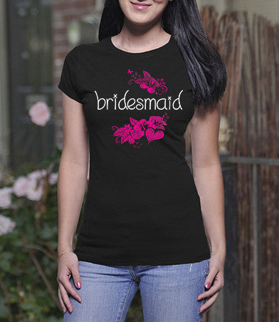 Flowering Bridesmaid (Ladies)