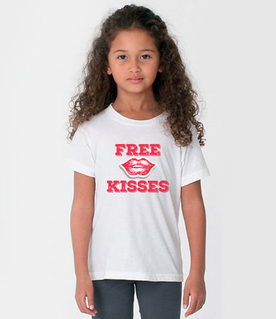 Free Kisses (Kids)