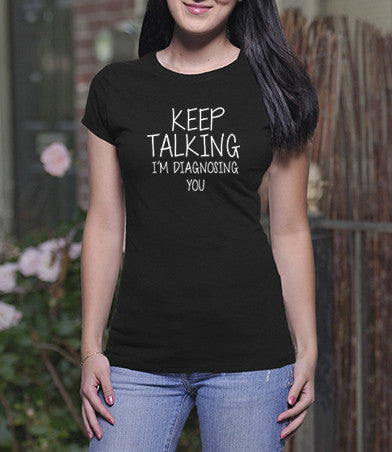 Keep Talking (Ladies)