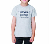 Never Give Up (Kids)