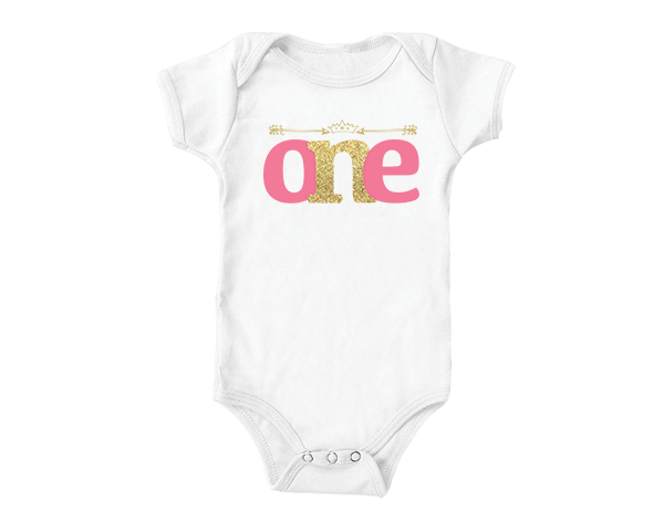 One Crown (baby onesies)