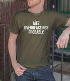 Overreacting (Men)