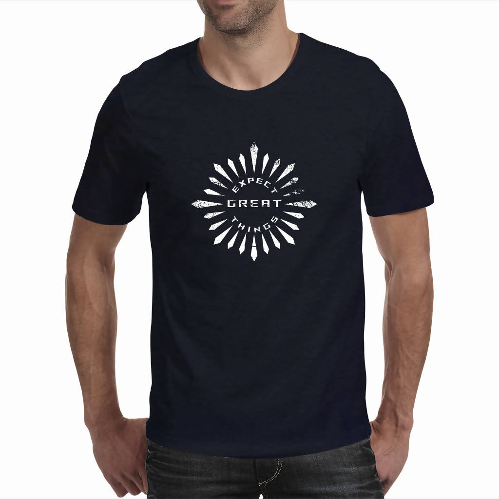 Expect Great Things - Men's Tee (Good Vibe Revolution)