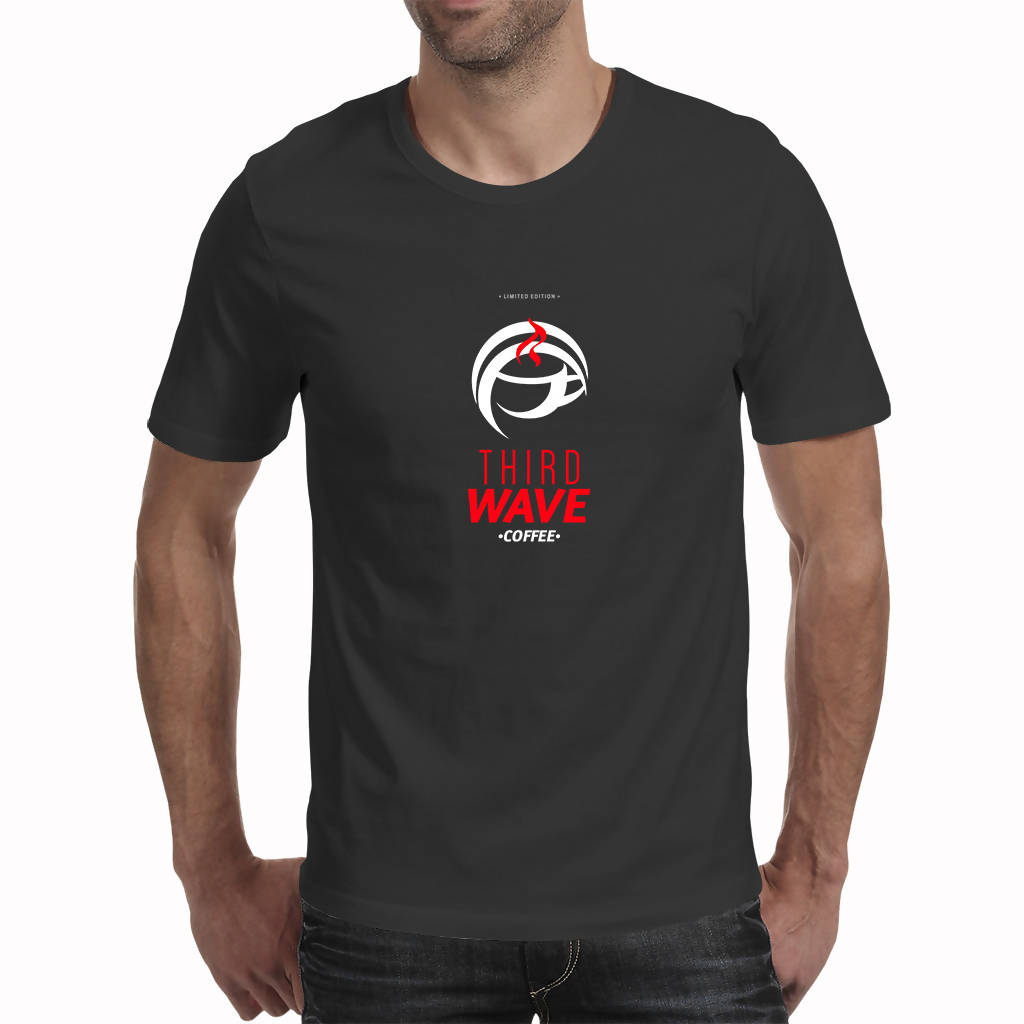 3rdWAVE-LTD2 - Men's T-Shirt (Thirdwave Coffee)