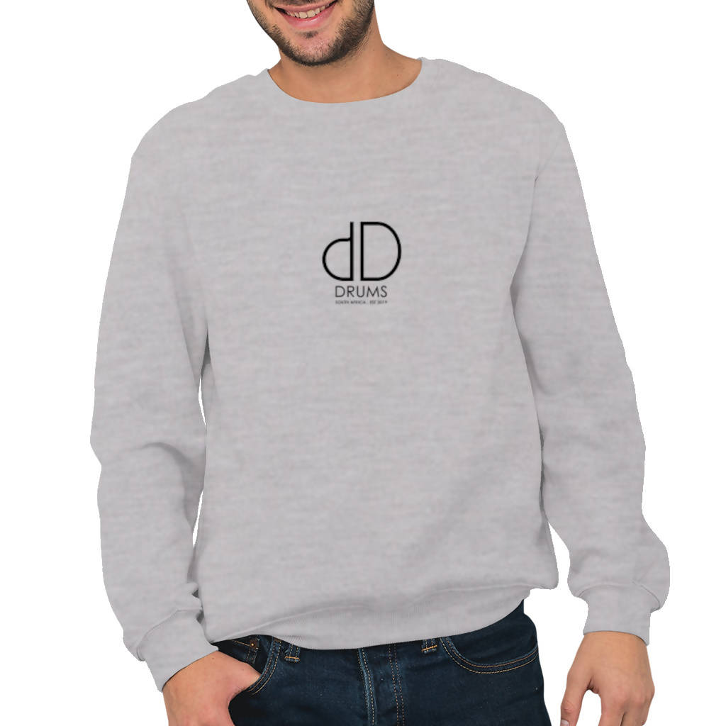 dD Logo - Men's Sweatshirt (dD Drums)