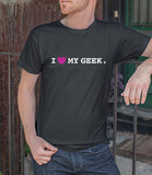 Love my Geek (Men)