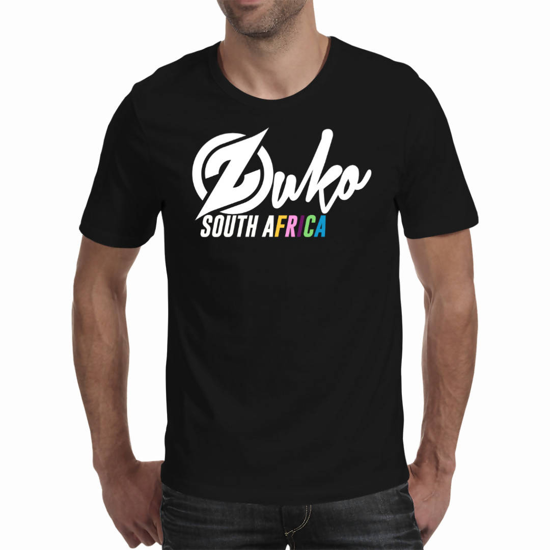 ZS Colours black shirt - Men's (Zuko Clothing)