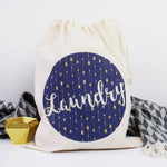Little Arrows Home And Travel Laundry Bag