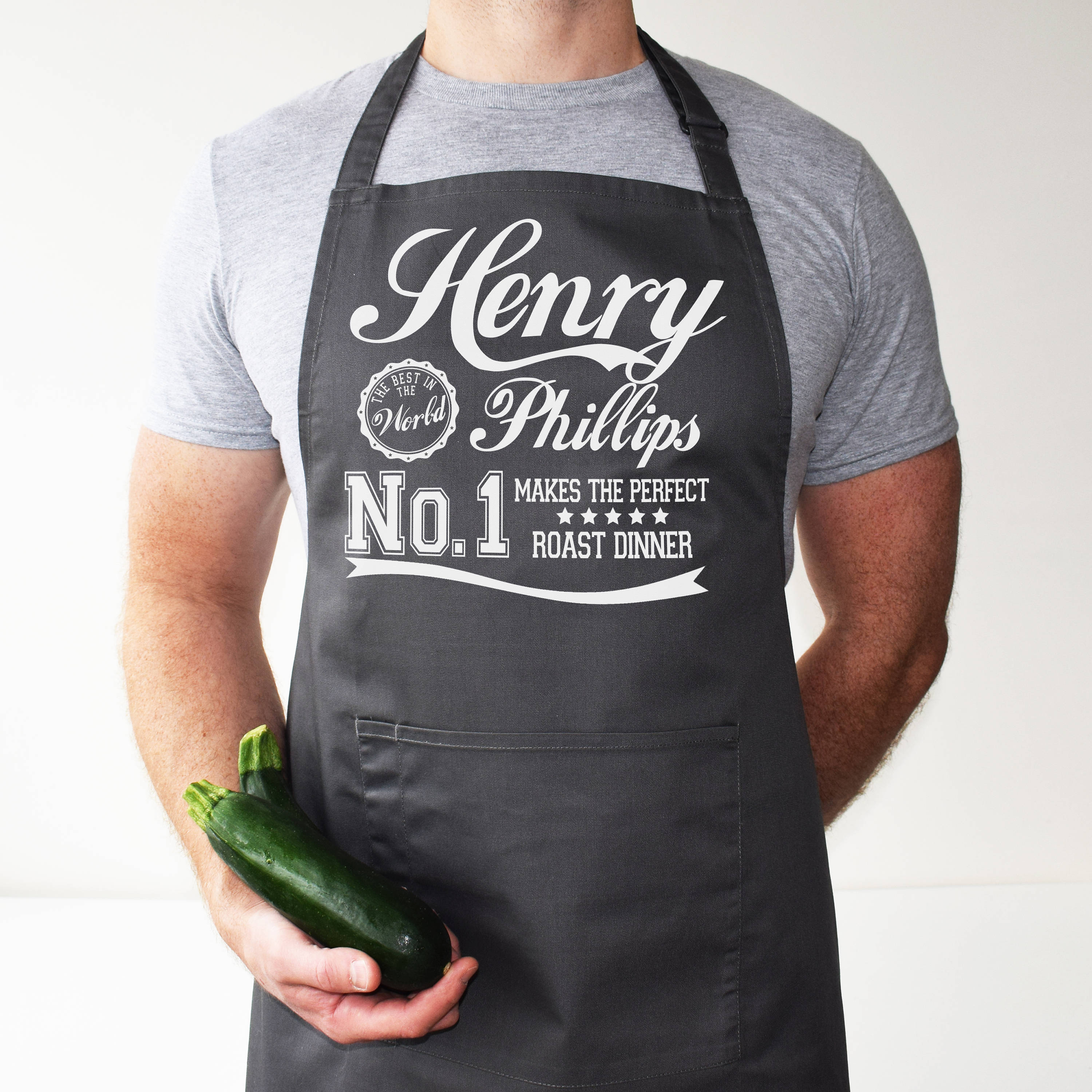 Personalised Apron - Makes The Perfect Apron - baking gift - kitchen ...