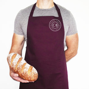 Personalised Head Chef Initials Apron