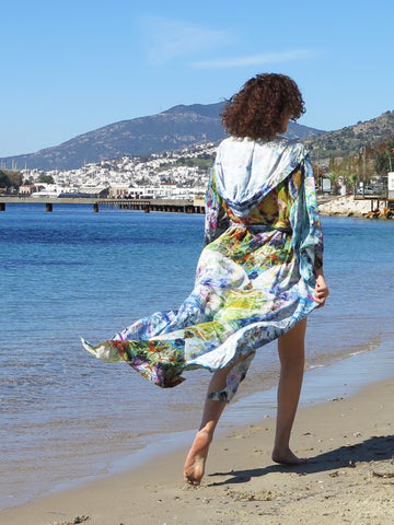 Carnival Caftan S - Jingle Jangle
