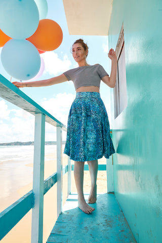Sandy Island Skirt - Jingle Jangle