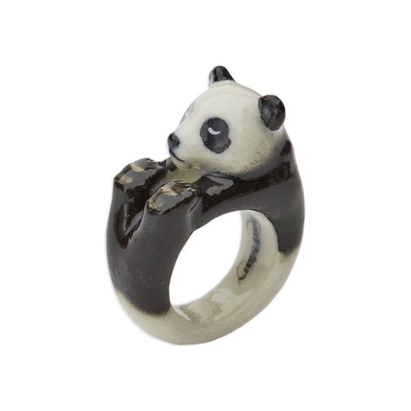 Perfectly Imperfect Panda Ring Was £35