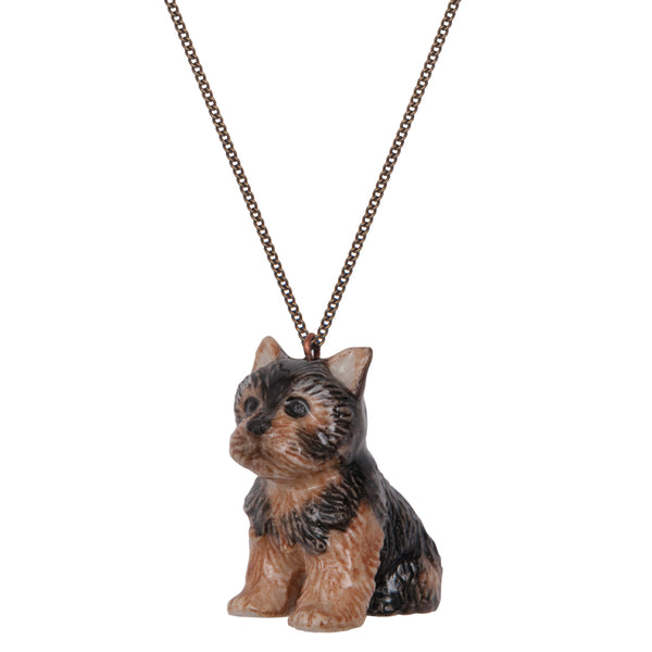 Yorkie Necklace, was £27