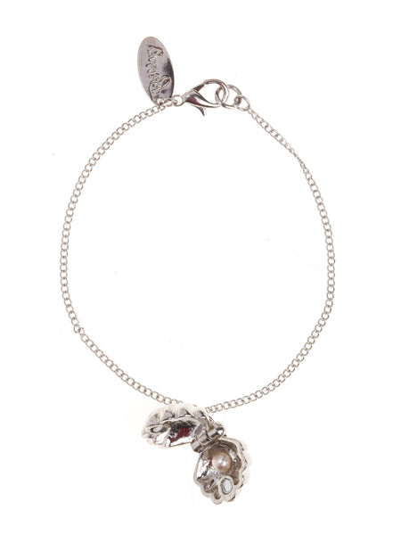 Opening Clam Bracelet, was £12