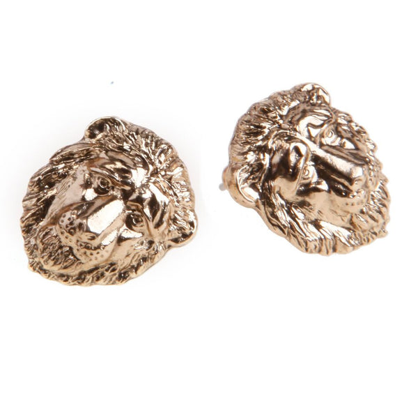 Lion Earrings, was £13.50