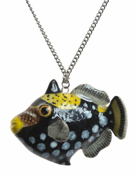 Triggerfish Necklace, was £27