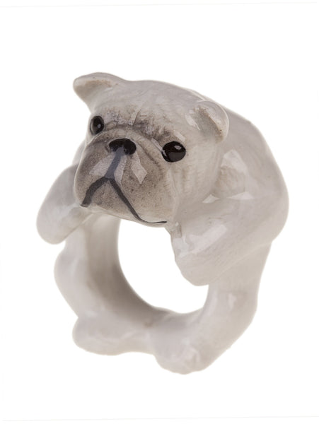 Bulldog Ring Was £35