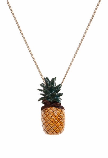 Pineapple Necklace, was £30