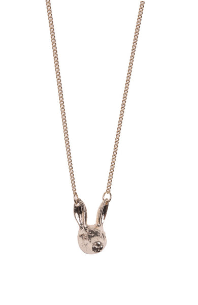Rabbit head Necklace, was £13.50