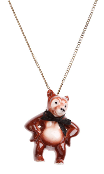 Daddy Bear Necklace, was £30