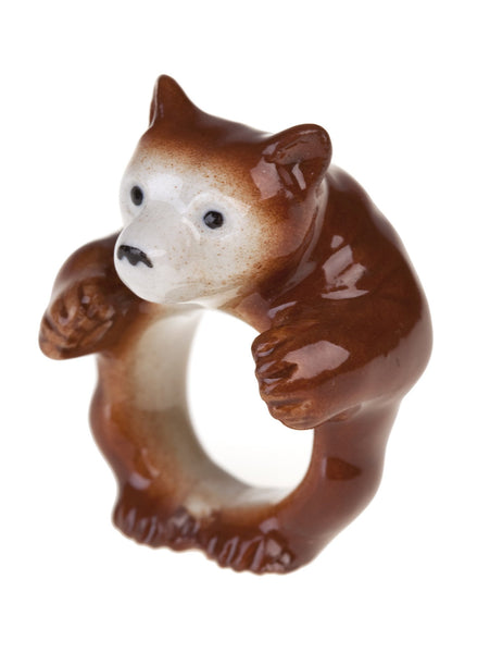 Daddy Bear Ring, was £30