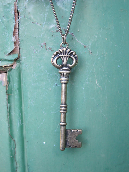 Key Necklace, was £12