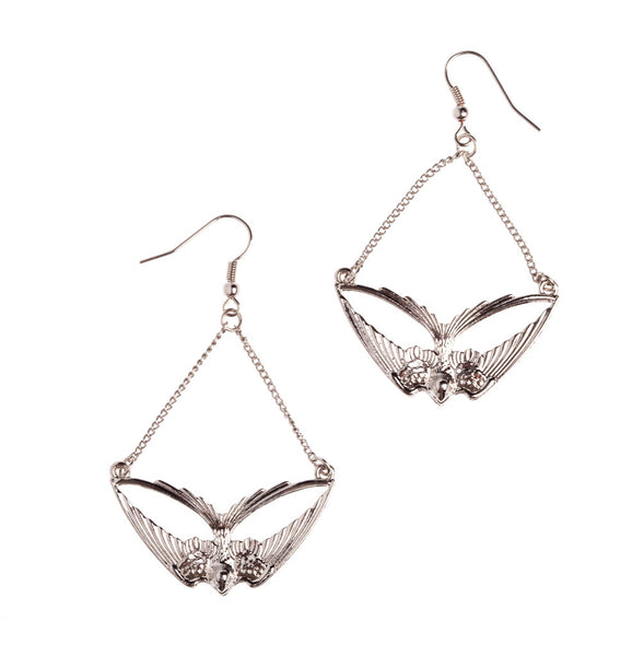 Flying Swallow Earrings, was £15