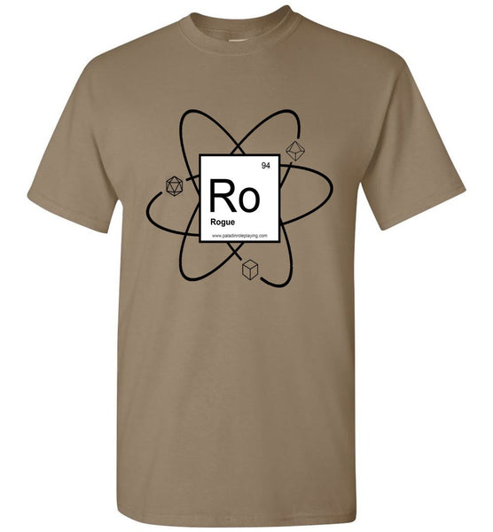 'Elements' T-Shirt - Rogue