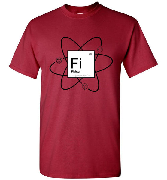 'Elements' T-Shirt - Fighter