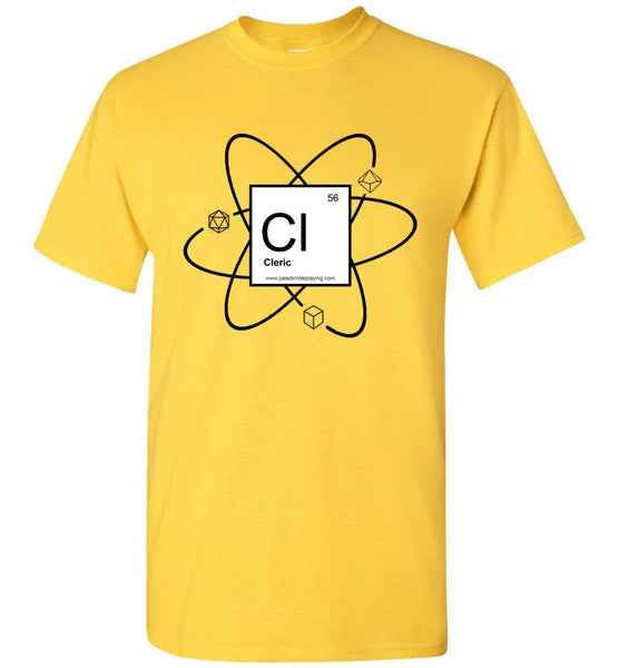 'Elements' T-Shirt - Cleric