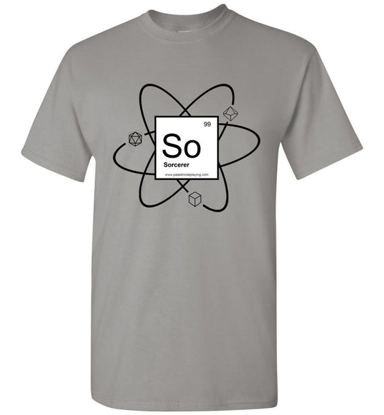 'Elements' T-Shirt - Sorcerer