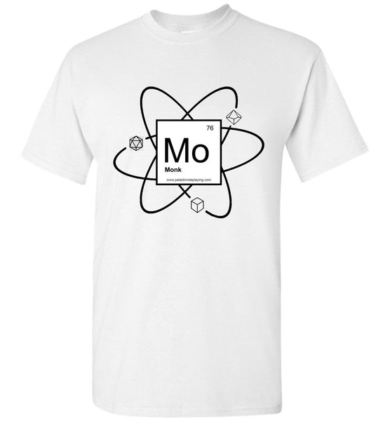 'Elements' T-Shirt - Monk