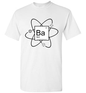 'Elements' T-Shirt - Bard