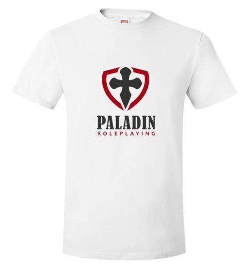 Paladin Shield Logo T-Shirt
