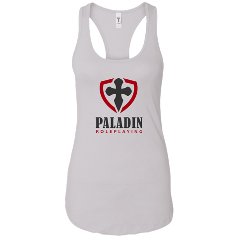 Paladin Shield Logo Ladies Tank Top