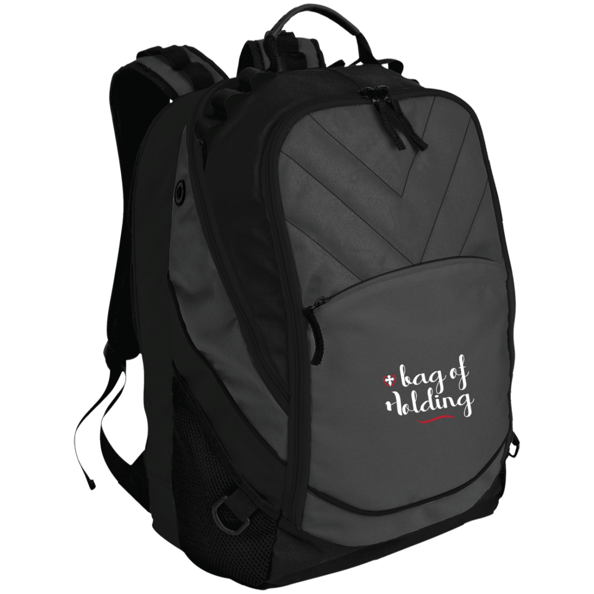 Laptop and Roleplaying Gear Rucksack - 'Bag Of Holding'