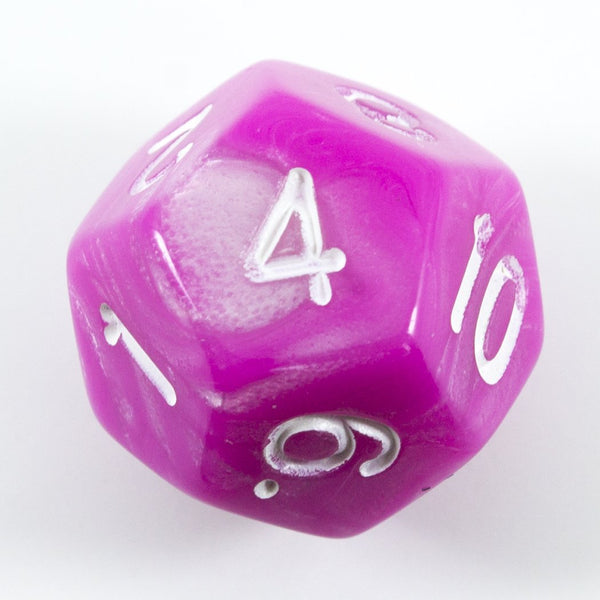Signature Collection - Individual Dice