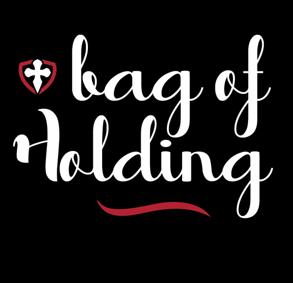 Roleplaying Kit Bag -'Bag Of Holding'