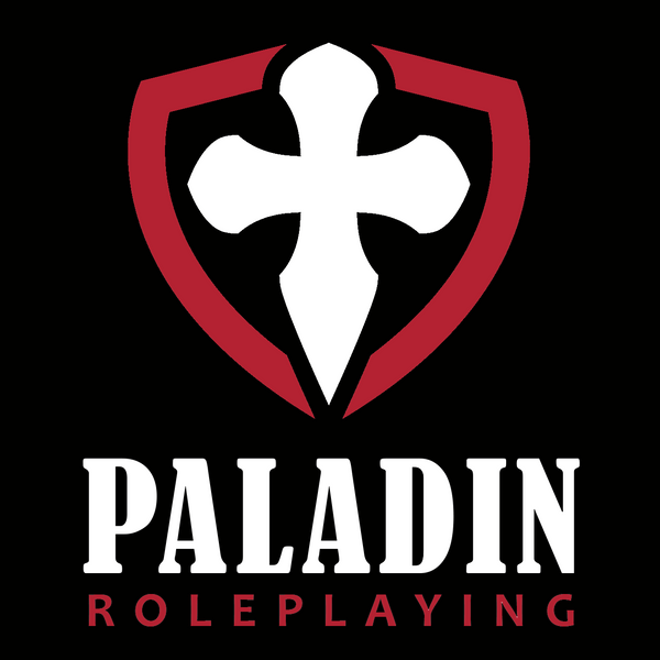 Roleplaying Kit Bag - Paladin Shield Logo