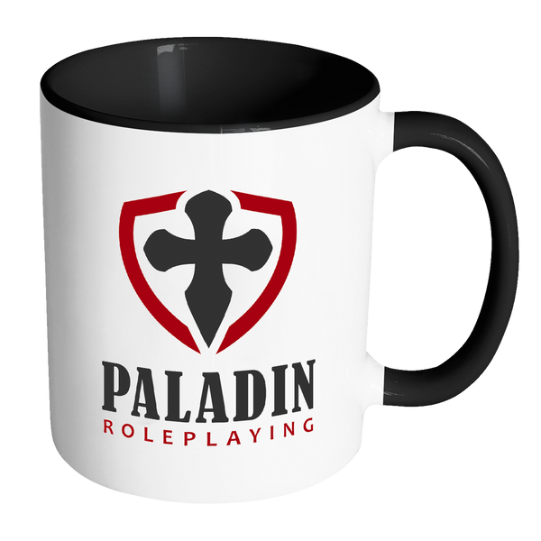 Paladin Shield Logo Mug