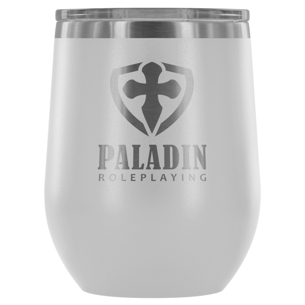 Paladin Shield Logo Insulated Drinks Tumbler