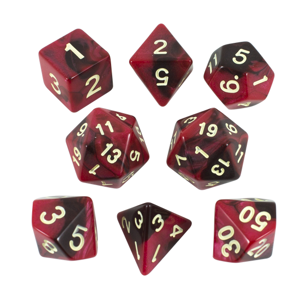 Blood God RPG & D6 Set Bundle