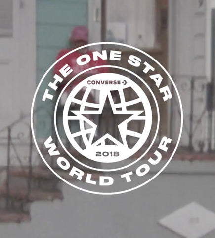 Converse - One Star World Tour 2018