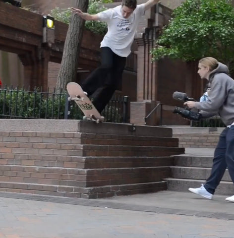 Jenkem - 'Hanging Out With.....Mark Suciu'