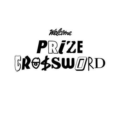 Welcome Prize Crossword 2