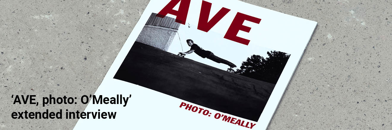 AVE, photo: O'Meally - extended interview