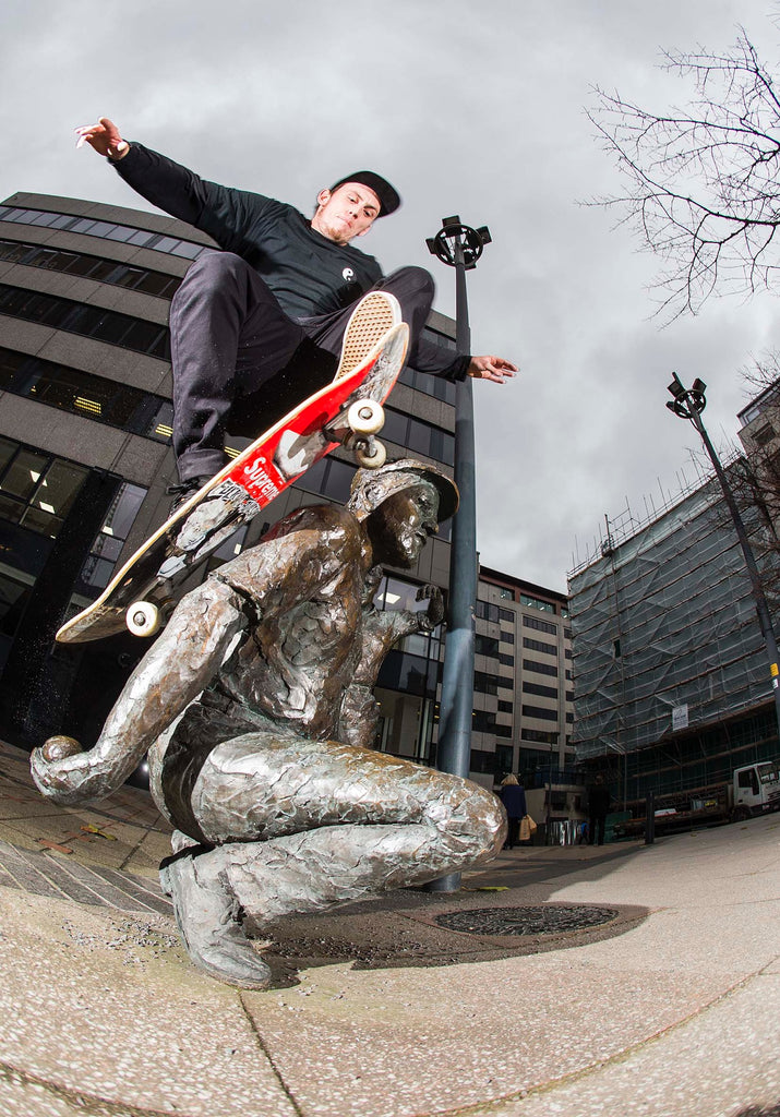 Brendan Brenna Harrap Wallie Bond Court Leeds Welcome Skate Store Blog Interview