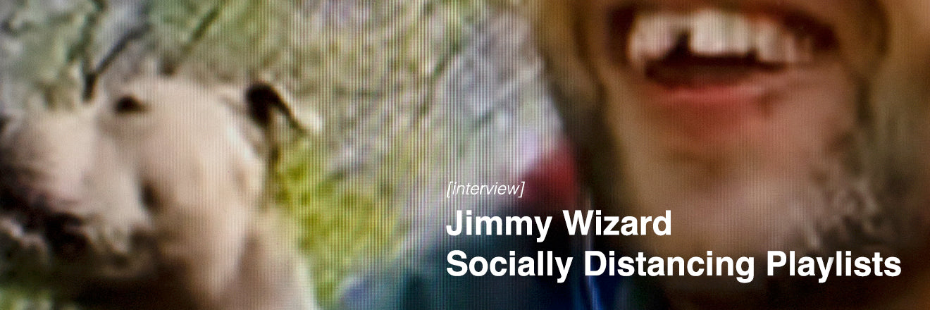 Socially Distancing Playlists - Jimmy Wizard
