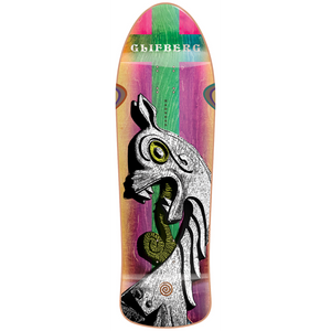 "Madness Skateboards - 9.75"" Rune Glifberg Destroyer R7 Skateboard Deck"
